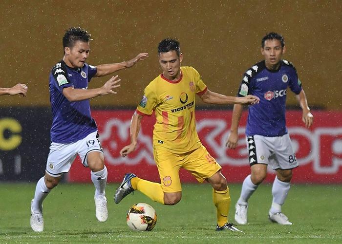 17h00 ngày 24/05, Nam Định vs CLB Hà Nội: Khách lấn chủ - Bóng Đá