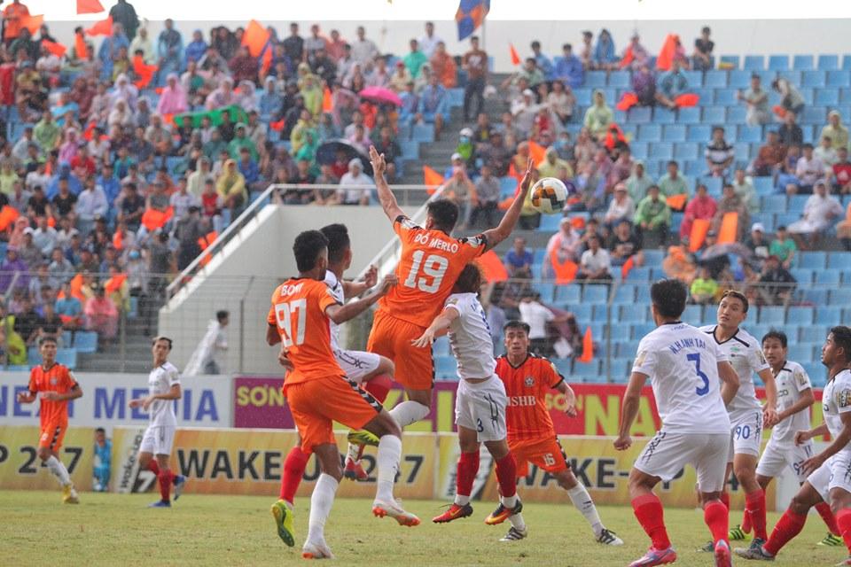 TRỰC TIẾP SHB Đà Nẵng vs HAGL (1-0): Anh Tuấn mở tỷ số - Bóng Đá