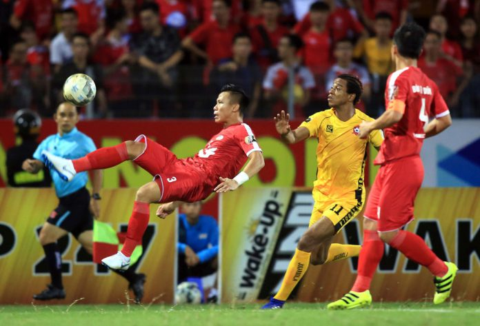 Dư âm vòng 11 V-League 2019: TP.HCM xây chắc ngôi đầu, Nhà vua phơi áo tại Thiên Trường - Bóng Đá