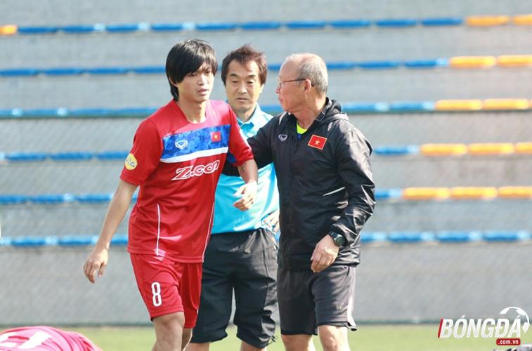 Tuấn Anh lọt vào danh sách quy hoạch của HLV Park Hang-seo - Bóng Đá