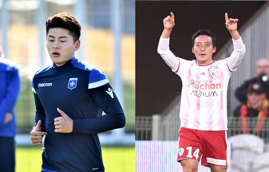 Điểm đến tiếp theo của Công Phượng: Ligue 2 và sự khắc nghiệt với các sao châu Á - Bóng Đá