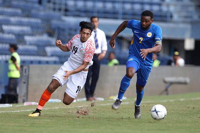 Sao Ngoại hạng Anh nổ súng, Curacao thắng nhẹ Ấn Độ giành vé dự chung kết King's Cup - Bóng Đá