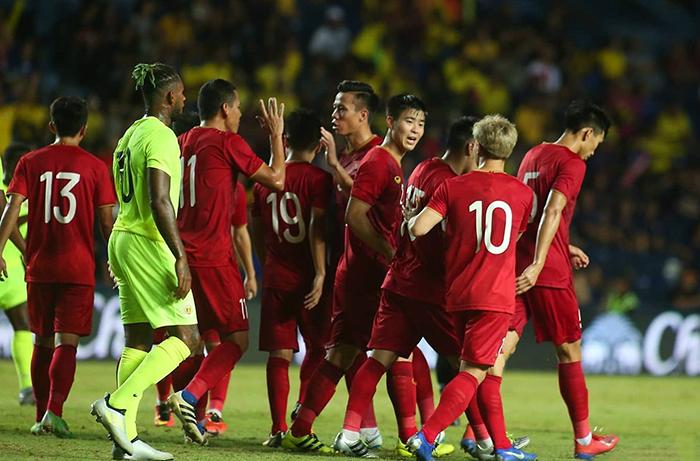 Báo Curacao: ĐT Việt Nam rất mạnh, đủ sức chơi ở World Cup (trang Voetbalkrant.com) - Bóng Đá