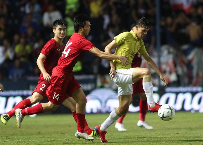 Báo Thái Lan: Đụng độ ĐT Việt Nam ở VL World Cup sẽ dễ thở hơn - Bóng Đá