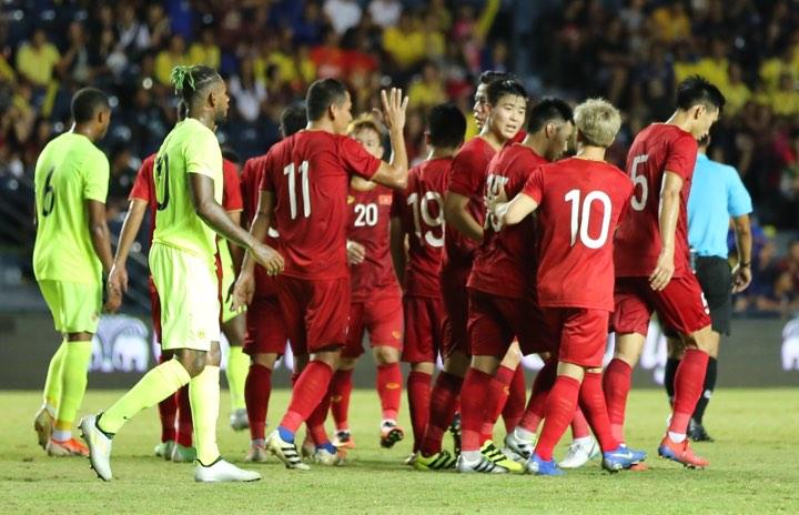 HLV Park Hang-seo khen ngợi ĐT Việt Nam 1 điều sau King's Cup 2019 - Bóng Đá