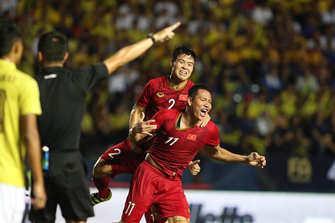 Anh Đức chấm dứt 5 trận tịt ngòi: Hãy một lần nữa cảm ơn thầy Park! - Bóng Đá