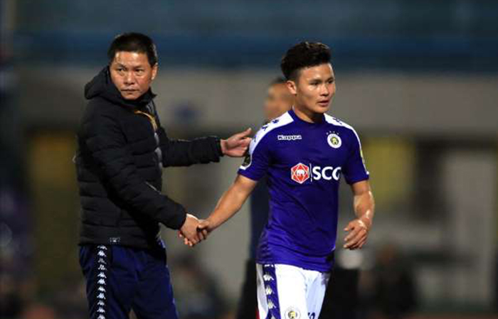 Đây, lý do Quang Hải phải ngồi dự bị trong trận gặp Sài Gòn FC - Bóng Đá
