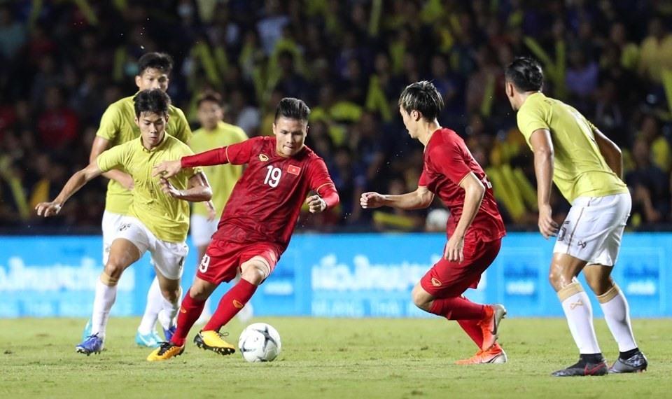 ĐT Việt Nam vượt xa Thái Lan trên BXH FIFA: Kiatisak ơi, đâu cần đến 10 năm - Bóng Đá
