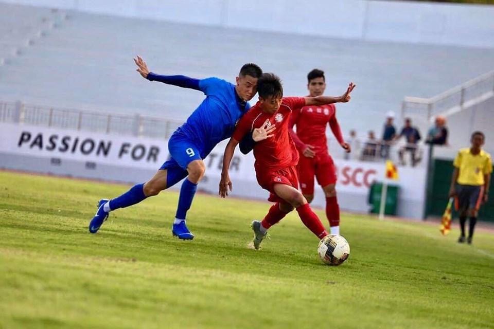 Ngô Hồng Phước và câu chuyện chàng cầu thủ đi lên từ bóng đá phủi - Bóng Đá