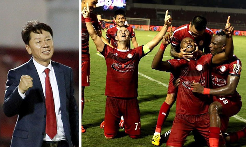5 điều rút ra sau lượt đi V-League 2019: HAGL lận đận, cối xay HLV - Bóng Đá
