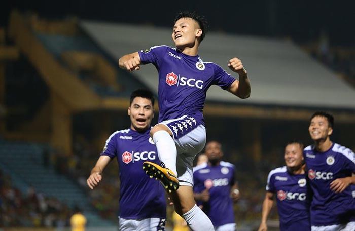 Đội hình tiêu biểu lượt đi V-League 2019: