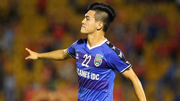 Tiến Linh nói gì sau bàn thắng đầu tiên ở mùa giải cho B.Bình Dương - Bóng Đá