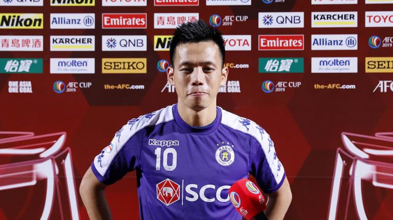 Trang chủ AFC: Văn Quyết - người hùng mang chiến thắng tặng NHM Hà Nội - Bóng Đá