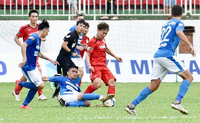 18h00 ngày 28/06, Than Quảng Ninh vs HAGL: Khách lấn chủ - Bóng Đá