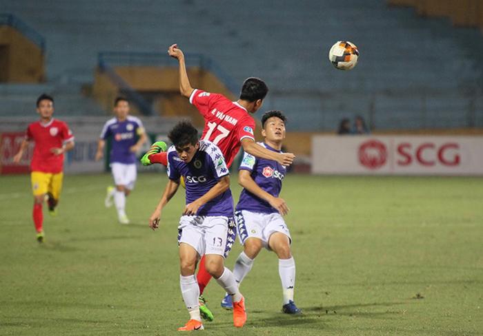 Sau trận Hà Nội vs Hà Tĩnh - Bóng Đá
