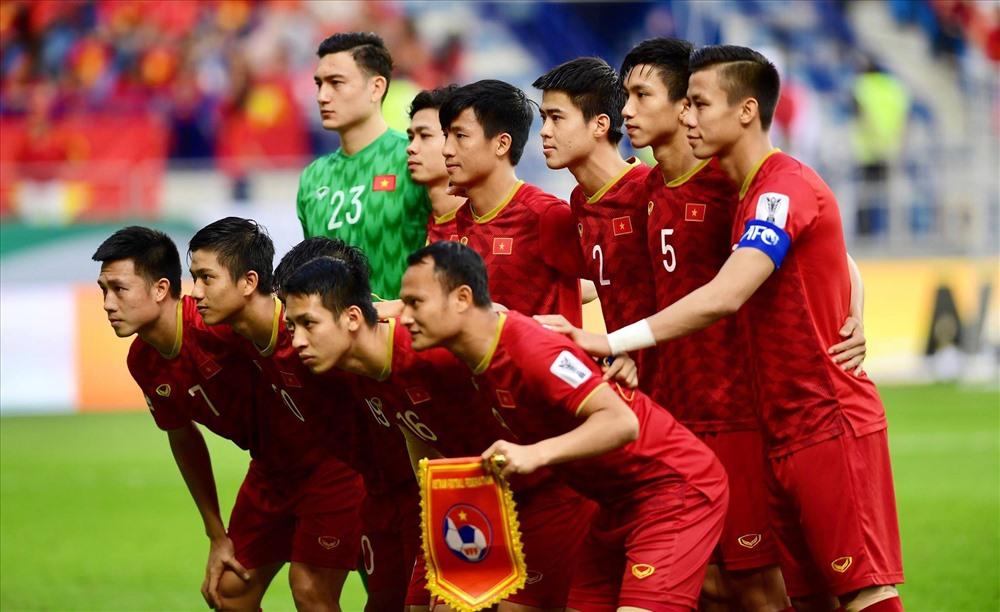 Vừa trở lại vị trí 96, ĐT Việt Nam tụt 1 hạng FIFA vì ... CAN Cup 2019 - Bóng Đá