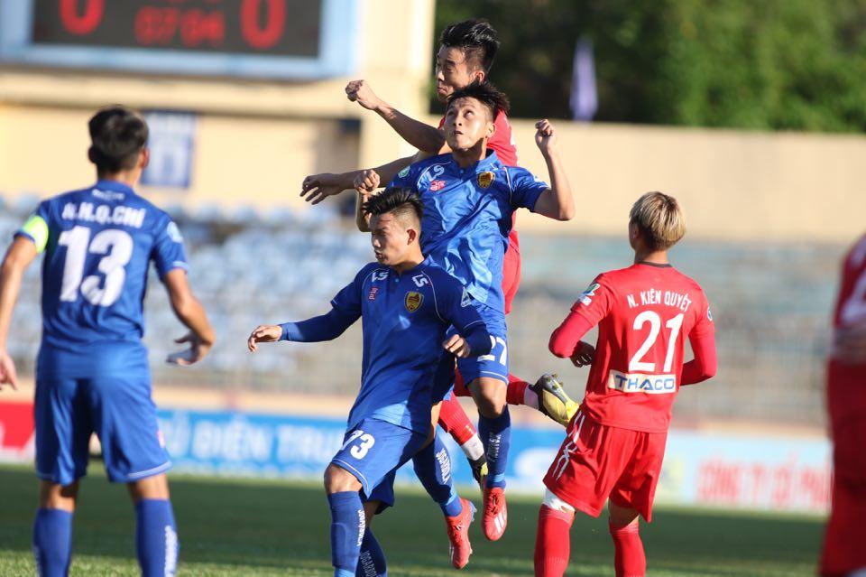 TRỰC TIẾP Quảng Nam 0-0 HAGL (H1): Cả 2 đội thi đấu thăm dò - Bóng Đá
