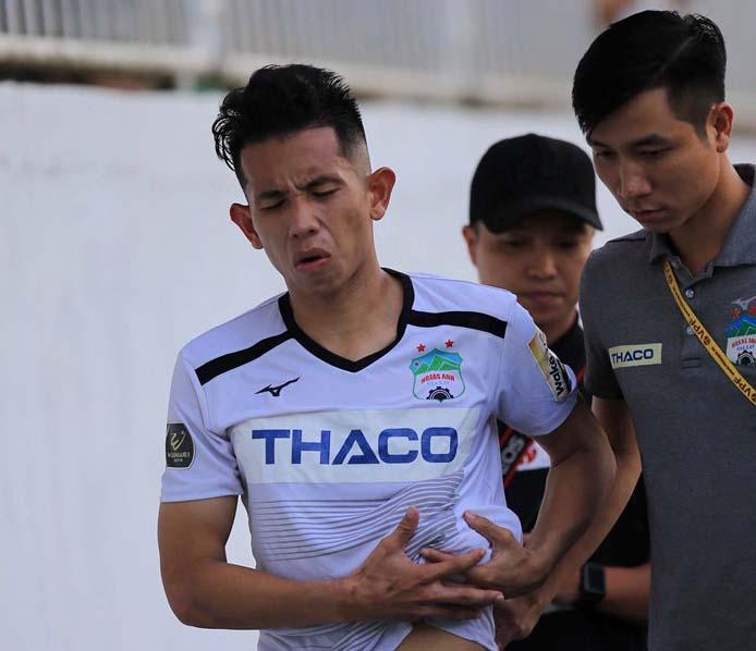Sau Hồng Duy, Thanh Sơn, HAGL tiếp tục nhận hung tin từ cựu sao U23 Việt Nam - Bóng Đá