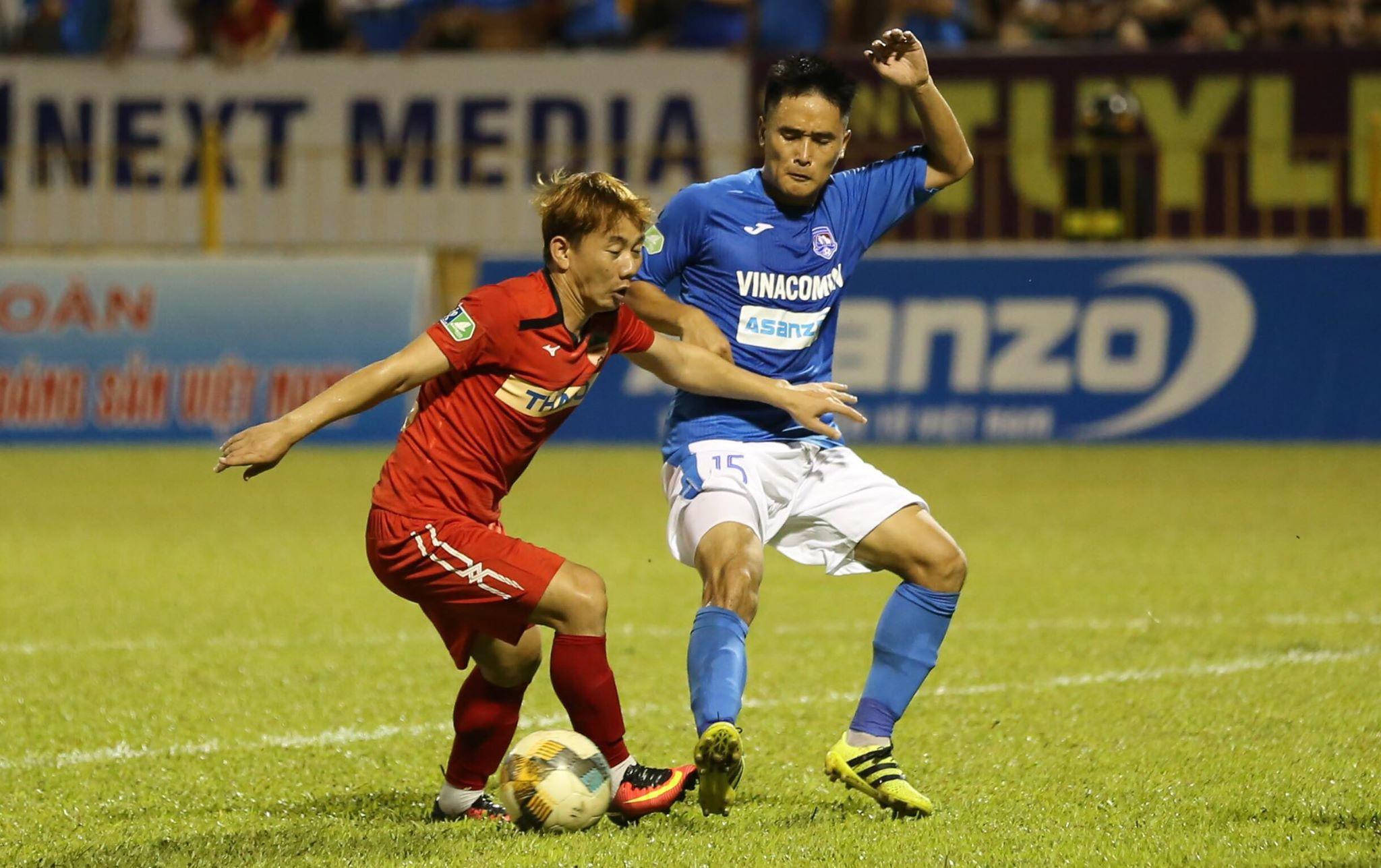TRỰC TIẾP Than Quảng Ninh 2-0 HAGL (Hiệp 2): Đội khách dâng cao đội hình - Bóng Đá
