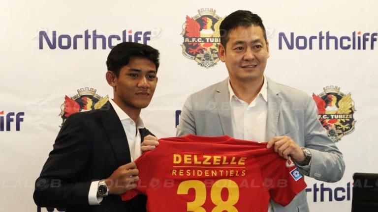 Cầu thủ Đông Nam Á tại Bỉ: Đâu chỉ có riêng Công Phượng - Bóng Đá