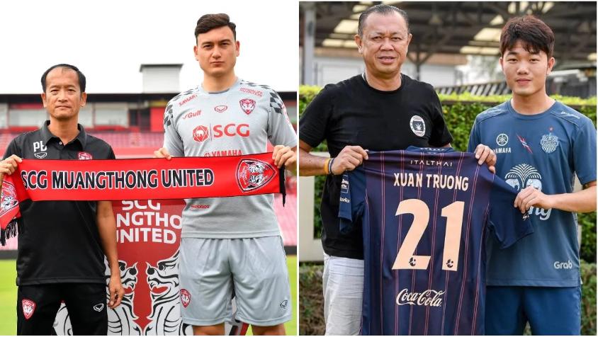 Tuyển thủ Việt Nam và cơn thèm khát của các CLB Thai-League - Bóng Đá