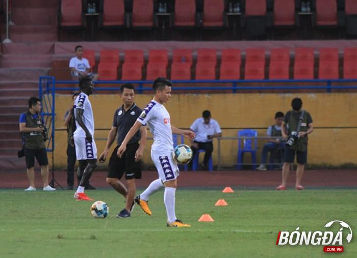 TRỰC TIẾP CLB Hà Nội vs HAGL: Xuân Trường, Tuấn Anh đá chính - Bóng Đá