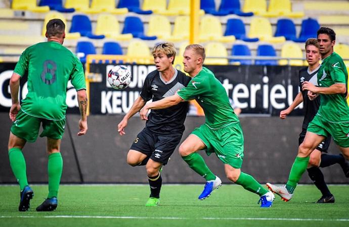 Công Phượng cam kết 1 điều sau trận đấu đầu tiên cho Sint-Truiden - Bóng Đá