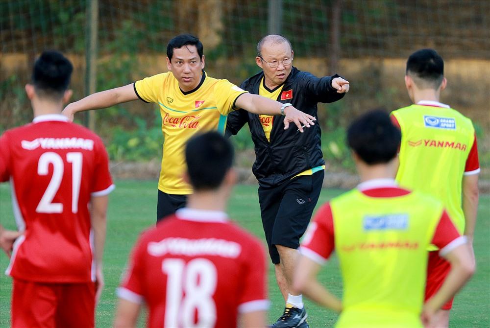 Danh sách U23 Việt Nam: Thầy Park đã lãng quên