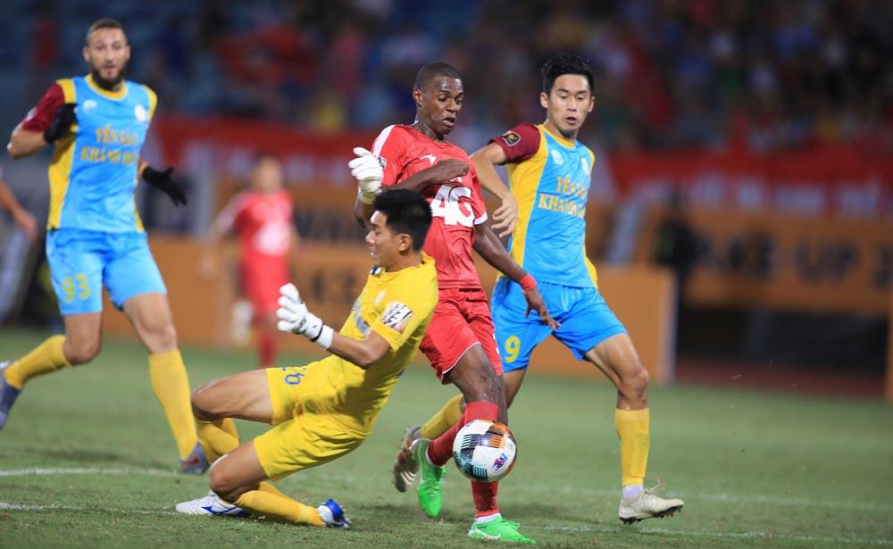 5 điểm nhấn vòng 17 V-League: Tuấn Anh