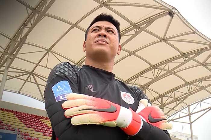 Đội bóng của Martin Lo thiệt quân trước chuyến làm khách với CLB Long An (Bửu Ngọc) - Bóng Đá