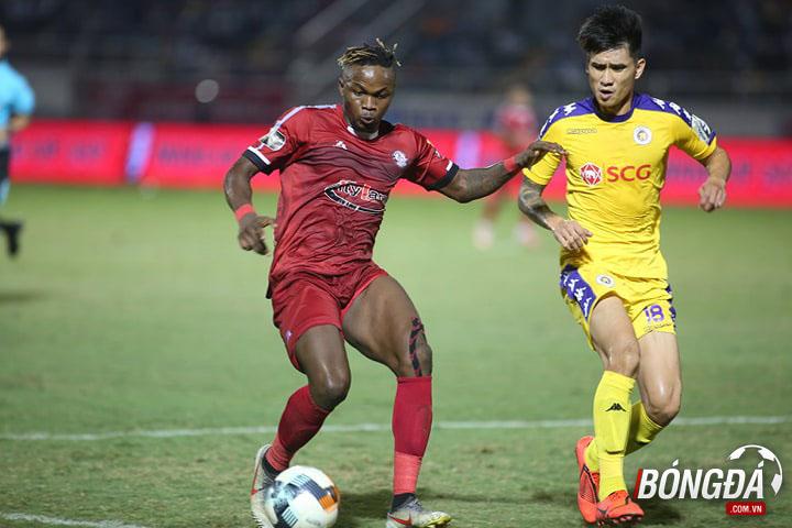 Sau trận CLB TP.HCM vs Hà Nội - Bóng Đá