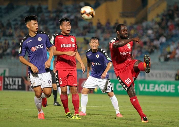 Trang chủ AFC: Cả Đông Nam Á sẽ hướng về cuộc đối đầu giữa Bình Dương và Hà Nội - Bóng Đá