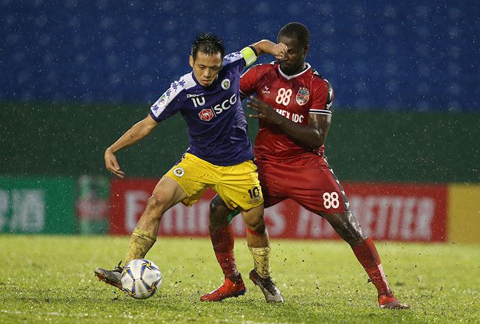 Dư âm trận B.Bình Dương 0-1 Hà Nội: Đội khách