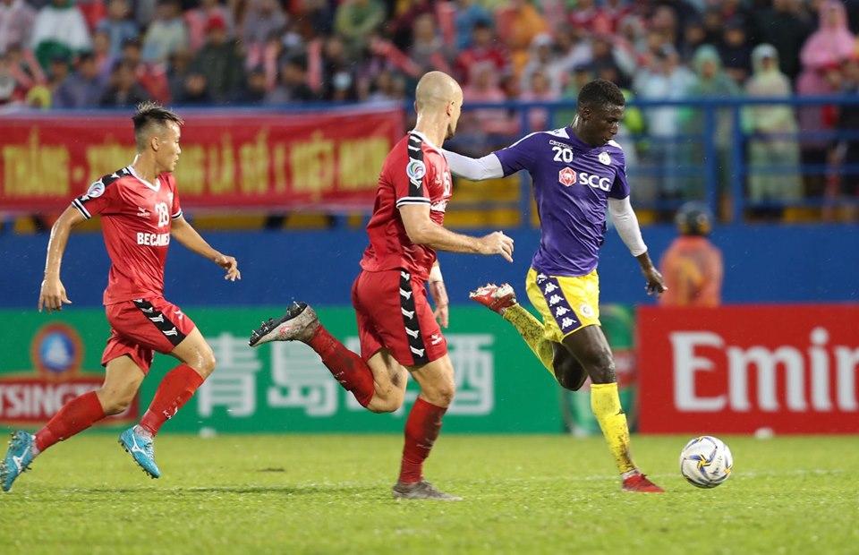 19h00 ngày 03/08, CLB Hà Nội vs B.Bình Dương: Đội khách phục hận? - Bóng Đá