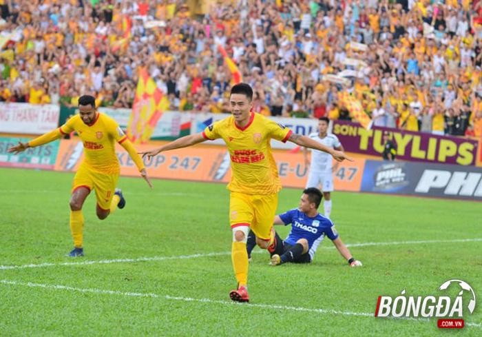 Sau trận DNH Nam Định vs HAGL - Bóng Đá
