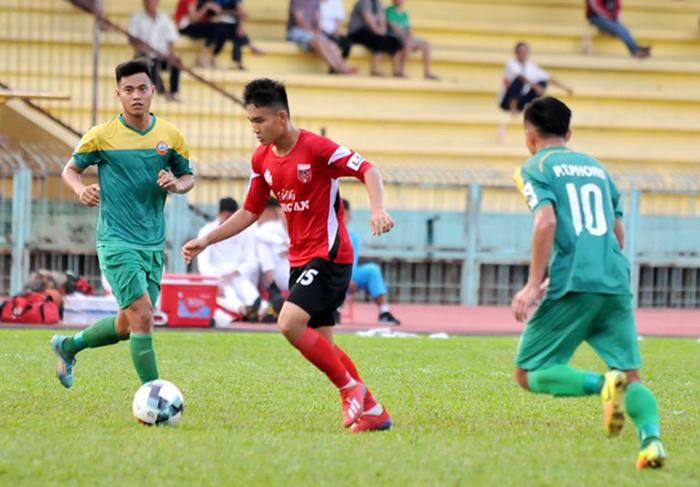 Long An vs Bình Phước - Bóng Đá