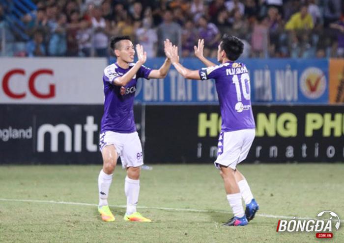 3 điểm nhấn Hà Nội 5-0 Thanh Hoá: Văn Quyết toả sáng, đội khách buông xuôi - Bóng Đá