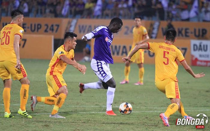 Sau trận Hà Nội vs Thanh Hoá - Bóng Đá