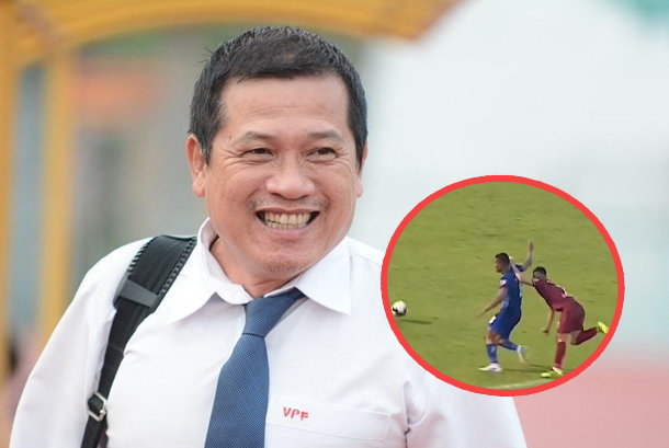 Trưởng ban trọng tài VFF: Quả penalty ở Tam Kỳ là xác đáng - Bóng Đá