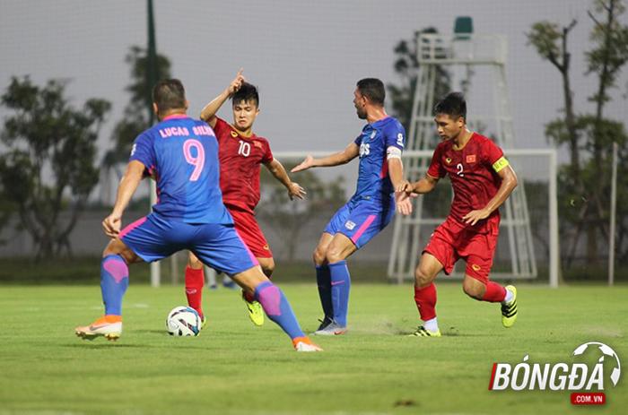 HLV Kitchee chỉ ra cầu thủ xuất sắc nhất trong thành phần U22 Việt Nam - Bóng Đá