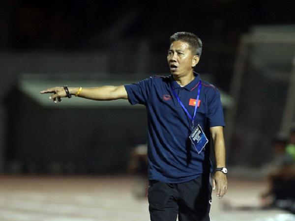 Bầu Đức nói 1 điều về HLV Hoàng Anh Tuấn sau thất bại của U18 Việt Nam - Bóng Đá