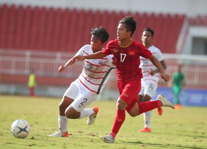 Báo châu Á: Thắng U18 Việt Nam, Campuchia tạo nên cơn địa chấn thứ 2 - Bóng Đá