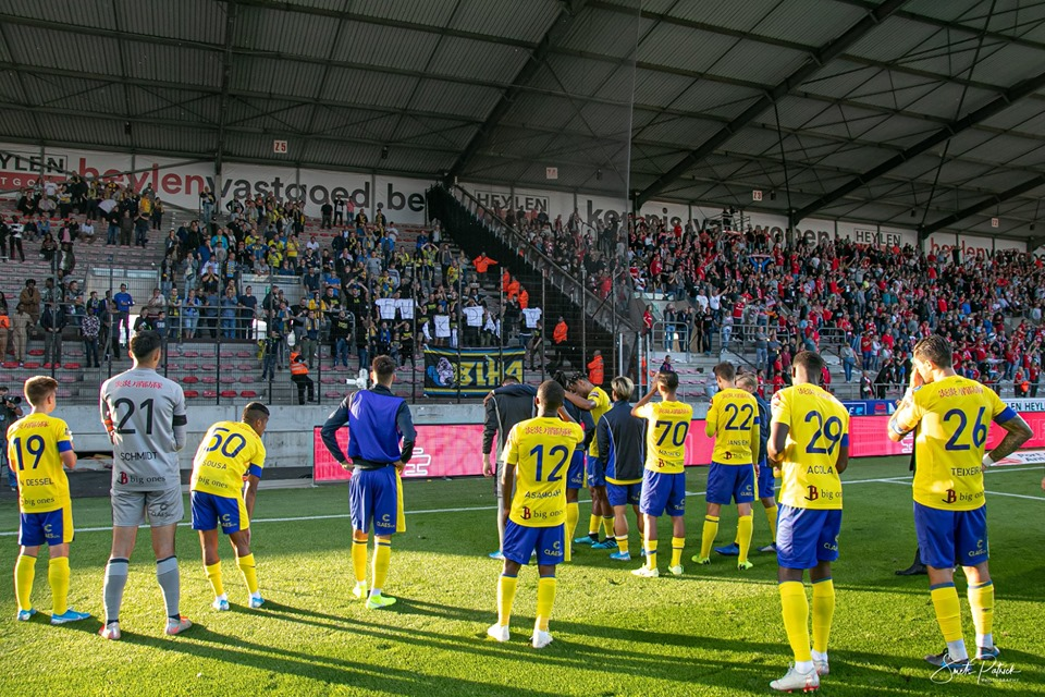 Công Phượng ngồi ngoài, nhìn các đồng đội bất lực trước Antwerp - Bóng Đá