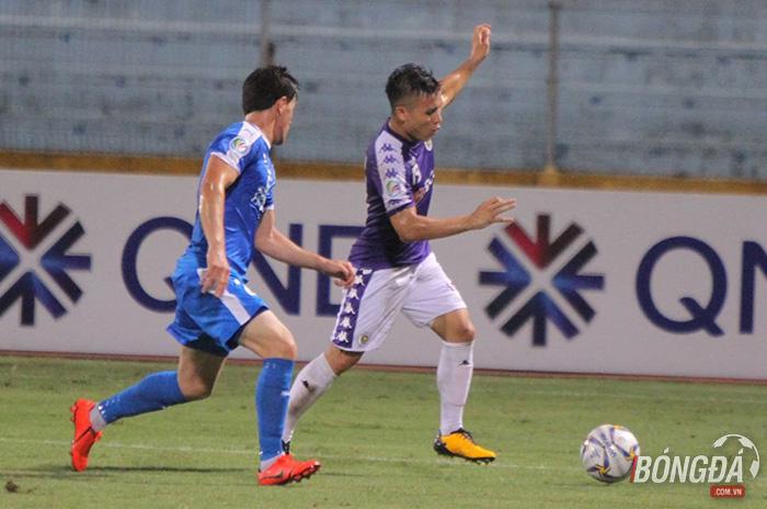 Báo châu Á chỉ ra cầu thủ xuất sắc nhất CLB Hà Nội trận thắng Altyn Asyr - Bóng Đá
