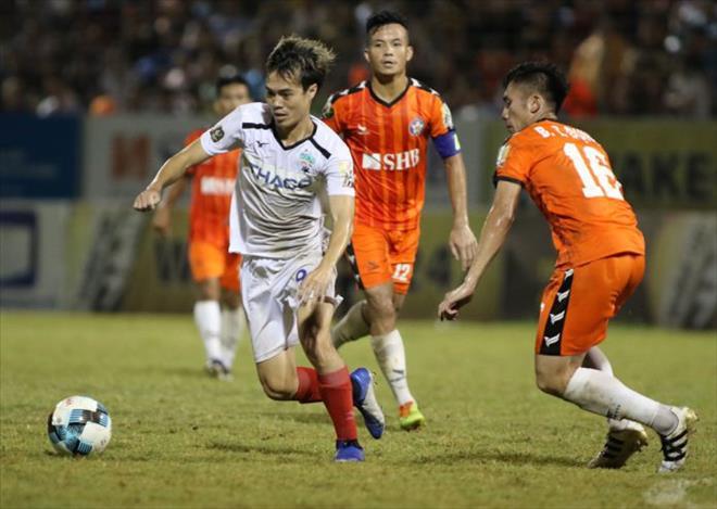 Sau trận HAGL vs SHB Đà Nẵng - Bóng Đá
