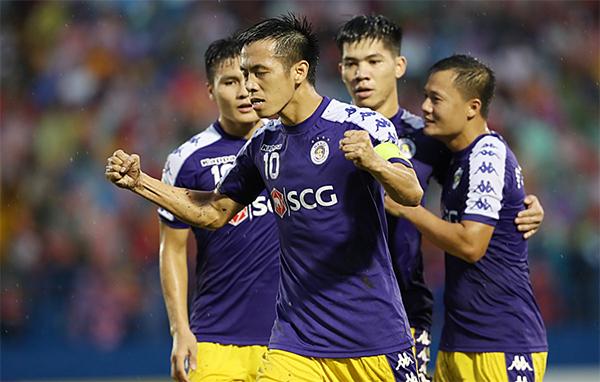 Báo châu Á chỉ ra cầu thủ xuất sắc nhất CLB Hà Nội trận hoà Altyn Asyr - Bóng Đá