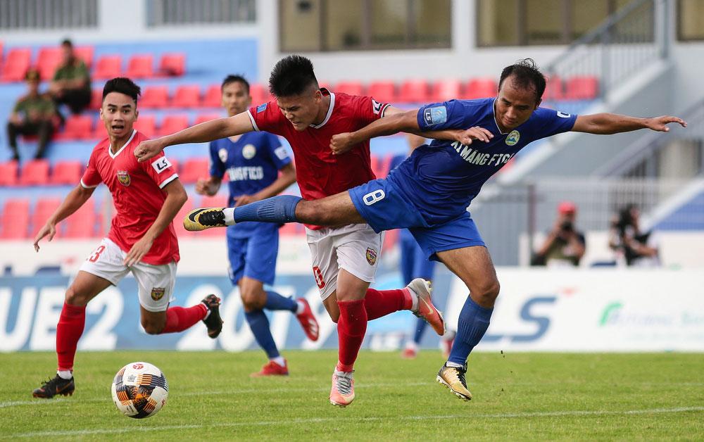 Tân binh của V-League 2020 lộ diện sớm 2 vòng đấu - Bóng Đá