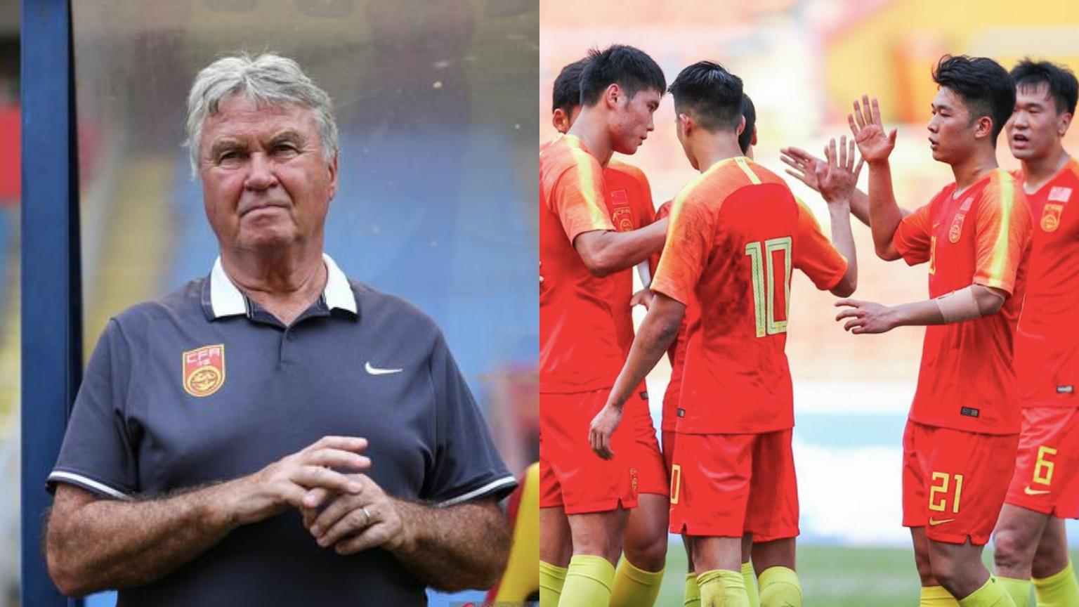 HLV Guus Hiddink tuyên chiến với U22 Việt Nam của thầy Park - Bóng Đá