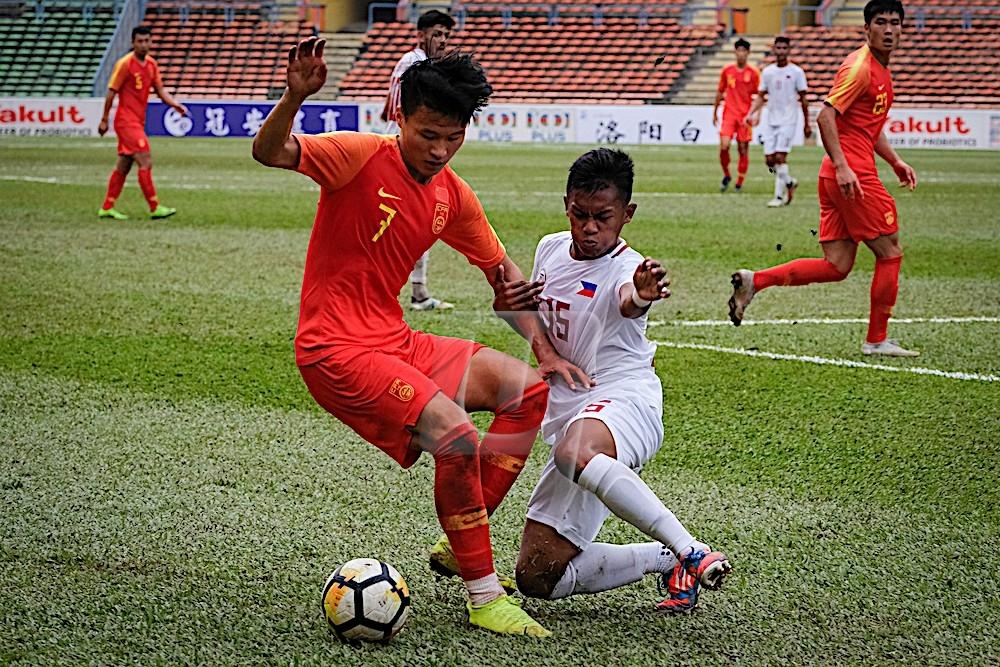 U22 Trung Quốc thiệt quân, mất chân sút số 1 trong trận gặp U22 Việt Nam - Bóng Đá