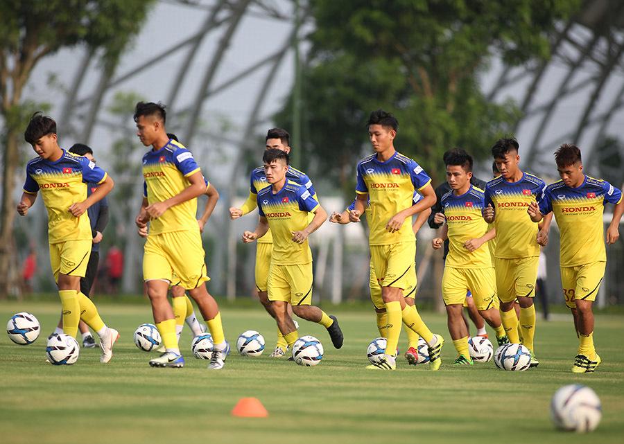 Đây, 5 lý do giúp U22 Việt Nam thắng dễ U22 Trung Quốc ngay trên sân khách - Bóng Đá